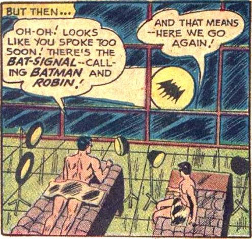 Batman and robin gay sex