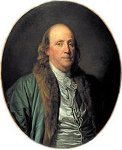 Ben Franklin, phrase-maker.