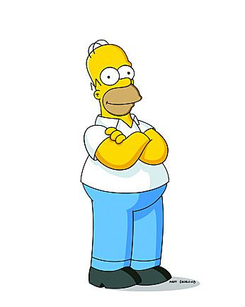 From Irish Simian To Homer Simpson